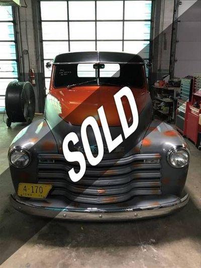 1948 Chevrolet 3100  Truck