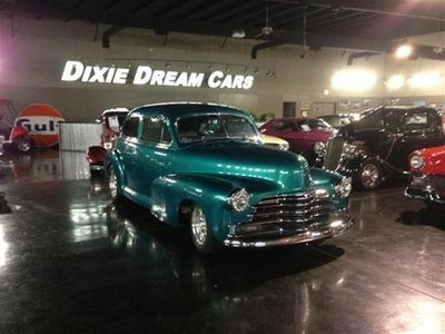 1948 Chevrolet FLEETMASTER SOLD Sedan
