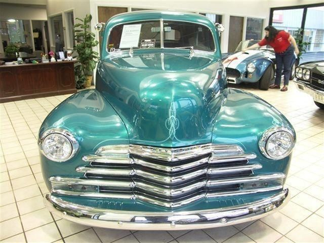 1948 Chevrolet FLEETMASTER SOLD - 11699016 - 10