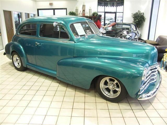 1948 Chevrolet FLEETMASTER SOLD - 11699016 - 12
