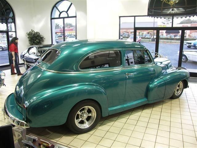 1948 Chevrolet FLEETMASTER SOLD - 11699016 - 17