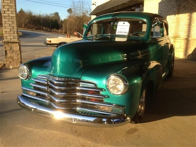 1948 Chevrolet FLEETMASTER SOLD - 11699016 - 7