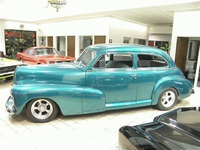 1948 Chevrolet FLEETMASTER SOLD - 11699016 - 8