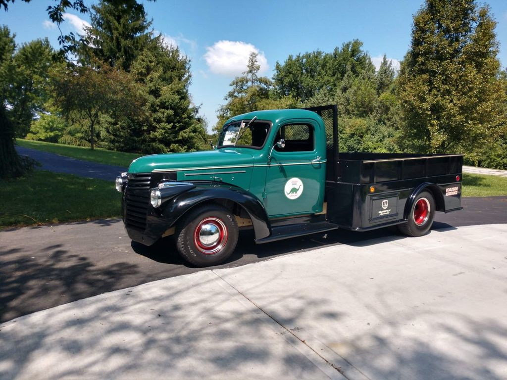 Half Ton Truck >> 1948 Used Chevrolet Half Ton Pickup At Webe Autos Serving Long Island Ny Iid 19223431