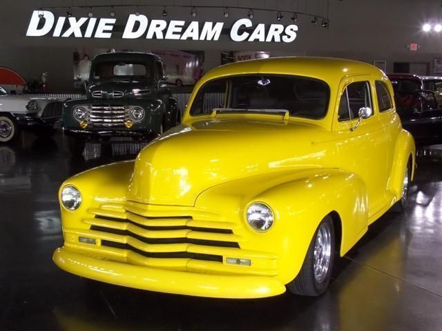 1948 Used Chevrolet SOLD SOLD at DIXIE DREAM CARS Serving