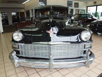 1948 Chrysler Windsor SOLD Sedan