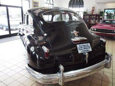 1948 Chrysler Windsor SOLD - Click to see full-size photo viewer