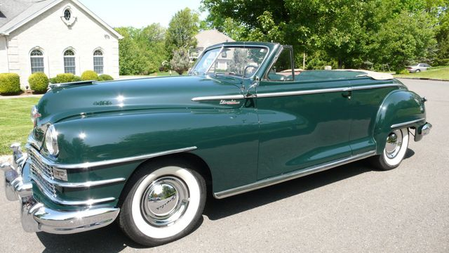 1948 Chrysler WINDSOR CONVERTIBLE  - 14819595 - 0