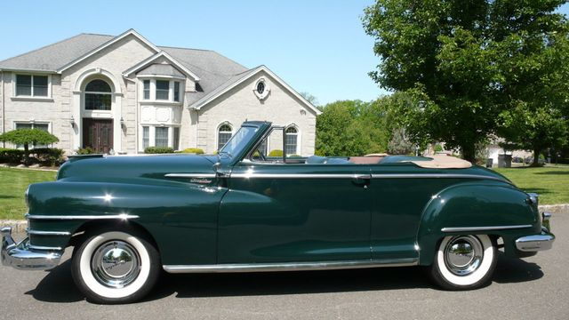 1948 Chrysler WINDSOR CONVERTIBLE  - 14819595 - 1