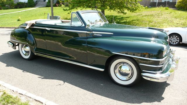 1948 Chrysler WINDSOR CONVERTIBLE  - 14819595 - 2