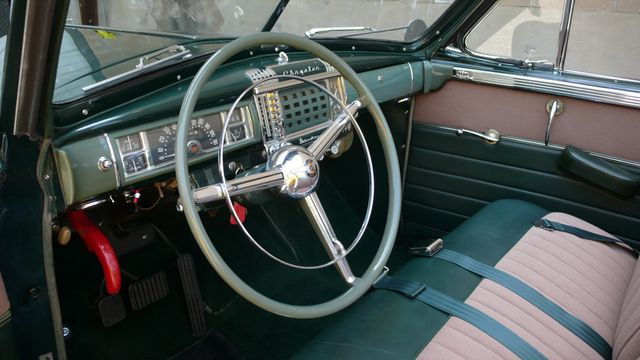 1948 Chrysler WINDSOR CONVERTIBLE  - 14819595 - 31