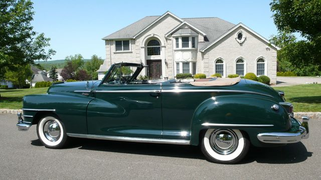 1948 Chrysler WINDSOR CONVERTIBLE  - 14819595 - 35