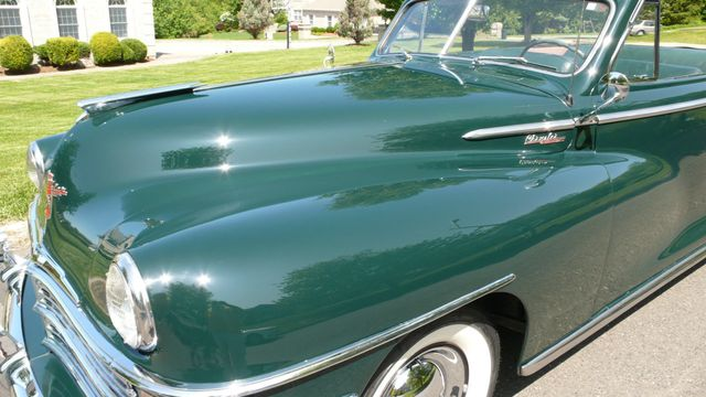 1948 Chrysler Windsor Convertible Convertible For Sale In