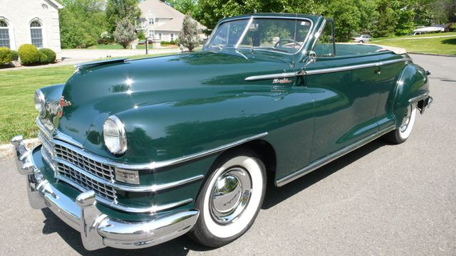 1948 Chrysler WINDSOR CONVERTIBLE  - 14819595 - 3