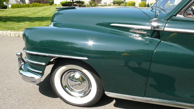 1948 Chrysler WINDSOR CONVERTIBLE  - 14819595 - 40