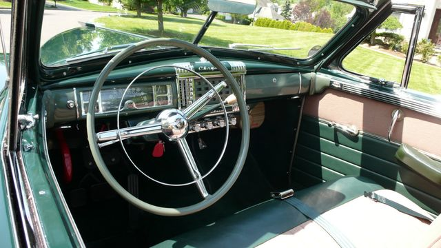 1948 Chrysler WINDSOR CONVERTIBLE  - 14819595 - 46