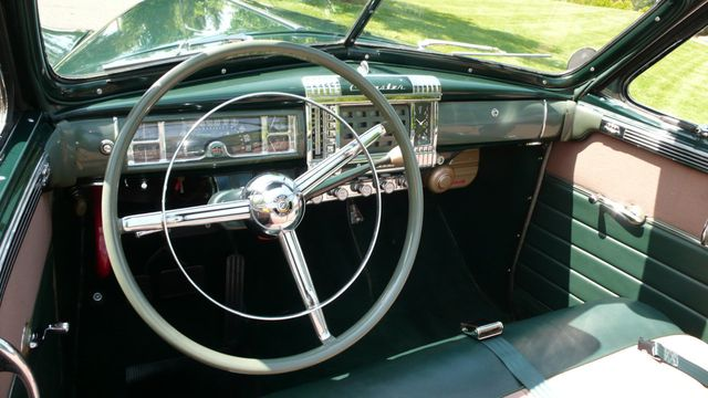 1948 Chrysler WINDSOR CONVERTIBLE  - 14819595 - 48