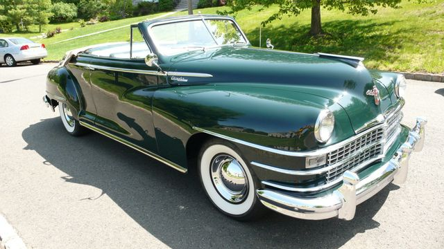 1948 Chrysler WINDSOR CONVERTIBLE  - 14819595 - 4