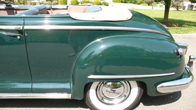 1948 Chrysler WINDSOR CONVERTIBLE  - 14819595 - 49