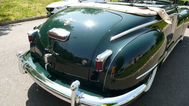 1948 Chrysler WINDSOR CONVERTIBLE  - 14819595 - 59