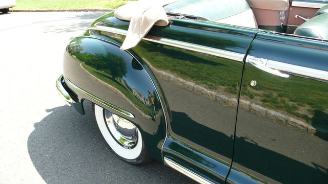 1948 Chrysler WINDSOR CONVERTIBLE  - 14819595 - 63