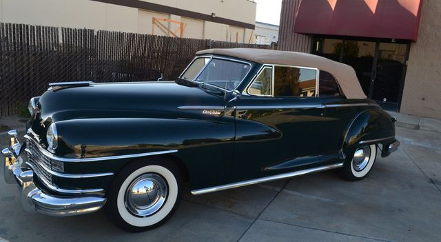 1948 Chrysler WINDSOR CONVERTIBLE  - 14819595 - 71