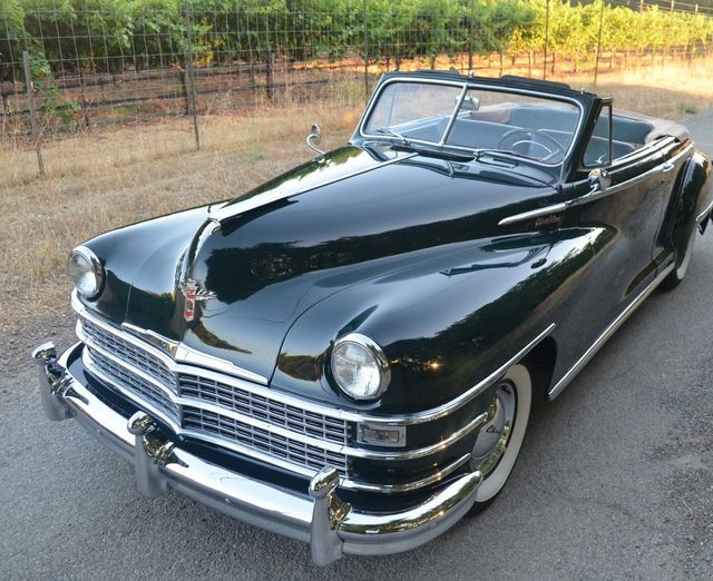 1948 Chrysler WINDSOR CONVERTIBLE  - 14819595 - 72
