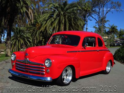 1948 Ford Super Deluxe 8  Coupe