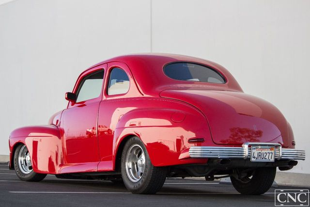 1948 Mercury Coupe  - Click to see full-size photo viewer