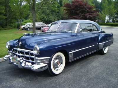 1949 Cadillac COUPE DEVILLE - 556432