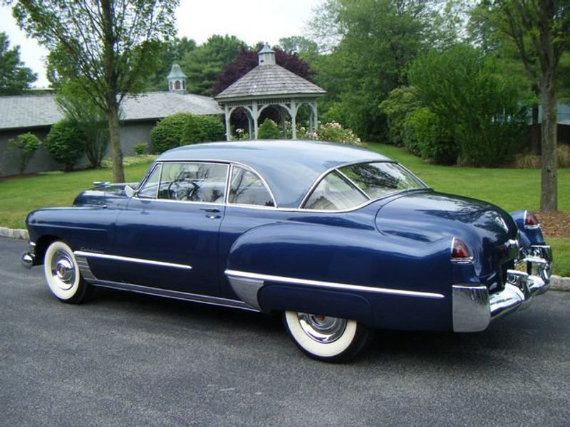 1949 Cadillac COUPE DEVILLE SERIES 62 Coupe for Sale in Ramsey NJ