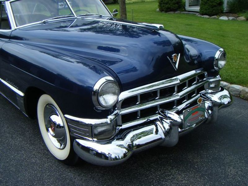 1949 Cadillac COUPE DEVILLE SERIES 62 Coupe for Sale in Plano TX