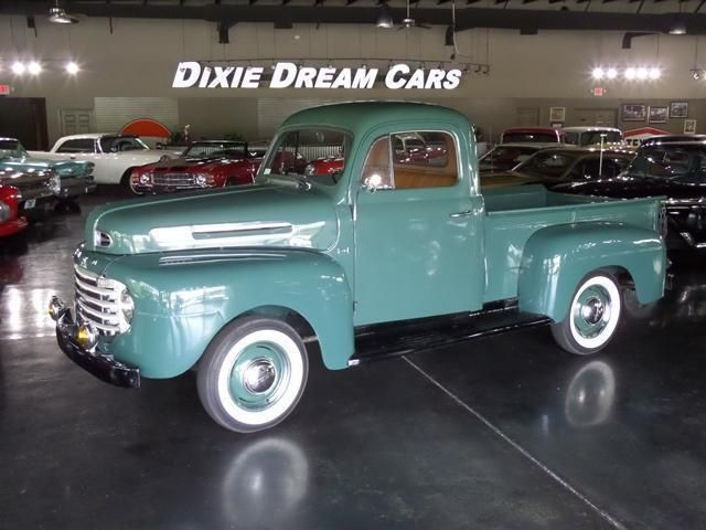 1949 Used Ford F1 Sold At Dixie Dream Cars Serving Duluth Ga Iid Rhdixiedreamcars: Location Of Frame Vin 1948 F 1 Ford Pickup At Gmaili.net