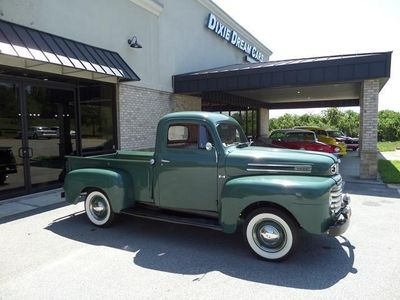 1949 Ford F-1 SOLD - Click to see full-size photo viewer