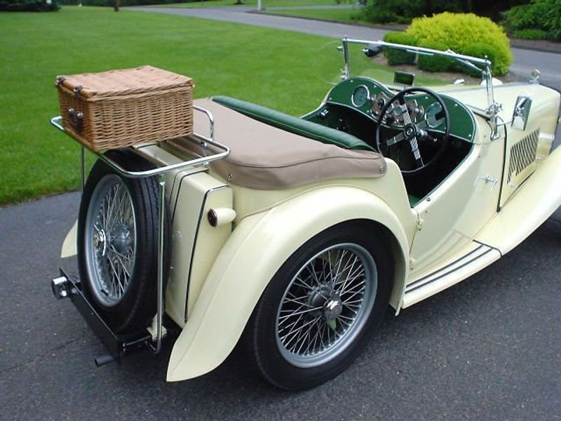 1949 MG MGTC MGTC EXU -RESTORED!! - 334529 - 15