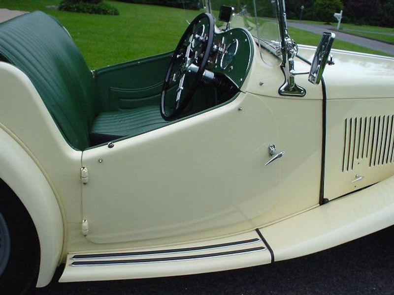 1949 MG MGTC MGTC EXU -RESTORED!! Not Specified - 9884EXU - 18