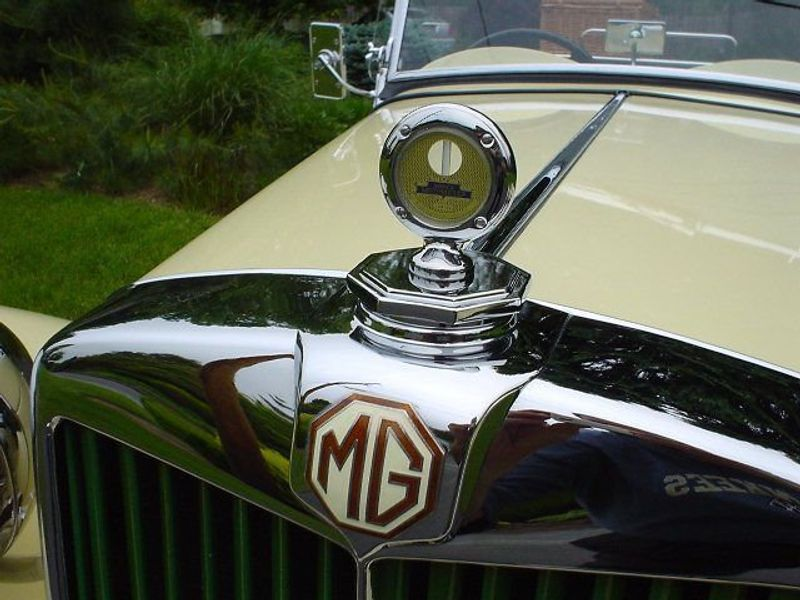 1949 MG MGTC MGTC EXU -RESTORED!! Not Specified - 9884EXU - 6