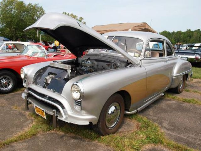 1949 Oldsmobile Coupe Custom For Sale - 15816766 - 0