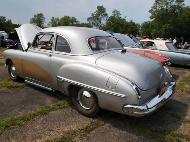 1949 Oldsmobile Coupe Custom For Sale - 15816766 - 1