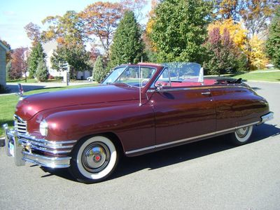 1949 PACKARD 2279-9 SUPER EIGHT