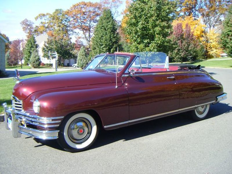 1949 PACKARD 2279-9 SUPER EIGHT VICTORIA - 4795612