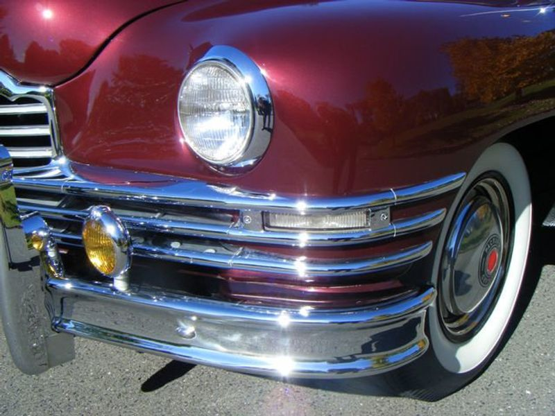 1949 PACKARD 2279-9 SUPER EIGHT VICTORIA - 4795612 - 13