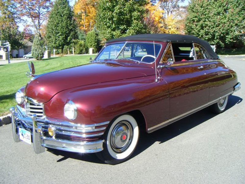 1949 PACKARD 2279-9 SUPER EIGHT VICTORIA - 4795612 - 1