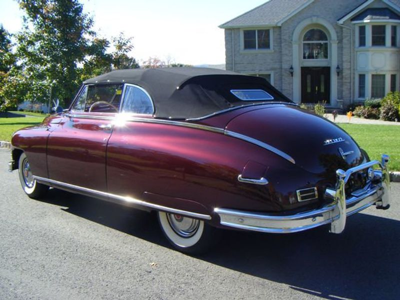 1949 PACKARD 2279-9 SUPER EIGHT VICTORIA - 4795612 - 2