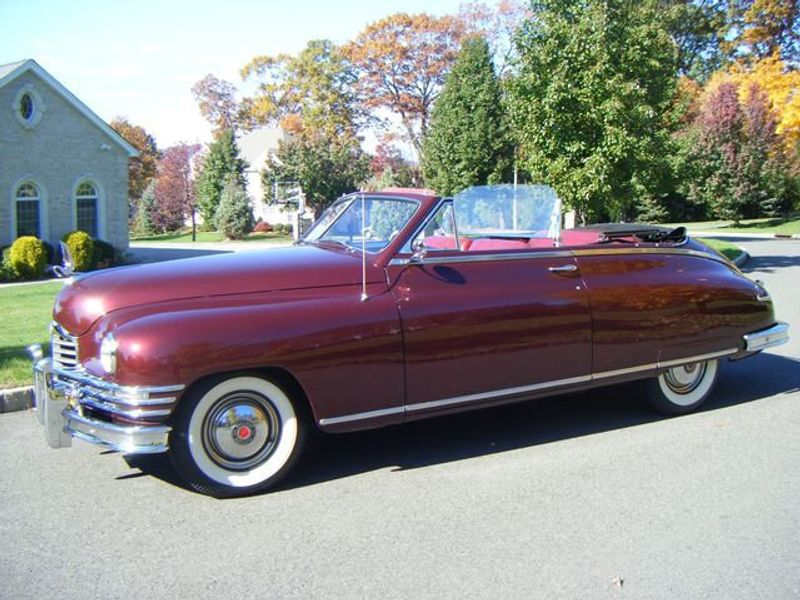 1949 PACKARD 2279-9 SUPER EIGHT VICTORIA - 4795612 - 34