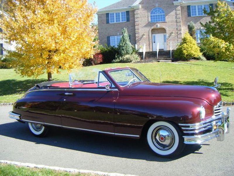 1949 PACKARD 2279-9 SUPER EIGHT VICTORIA - 4795612 - 3