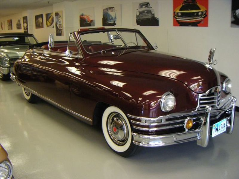 1949 PACKARD 2279-9 SUPER EIGHT VICTORIA - 4795612 - 43