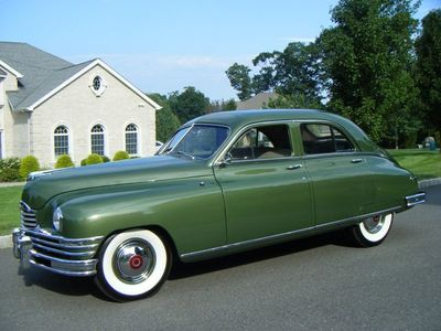 1949 PACKARD 8CYL