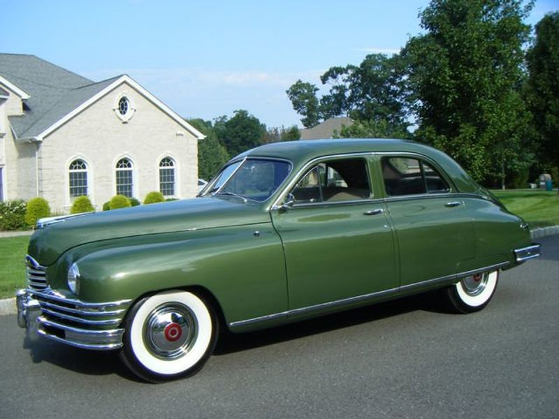 1949 PACKARD 8CYL 4DR Sedan - G265129CE - 0