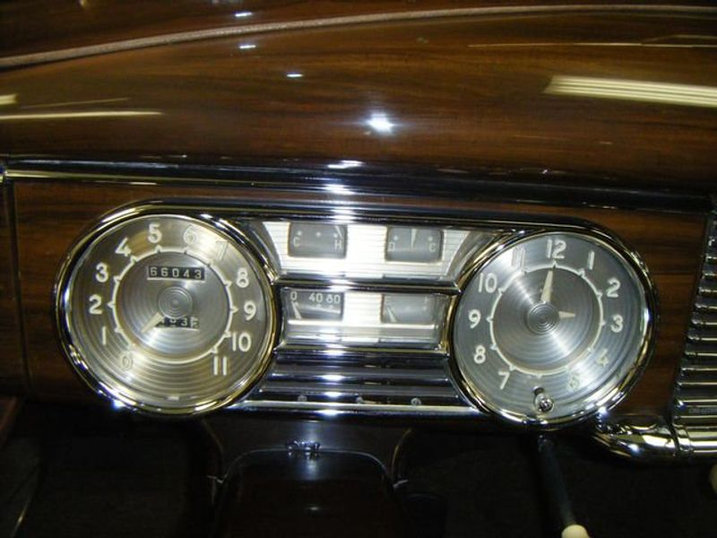 1949 PACKARD 8CYL 4DR Sedan - G265129CE - 18